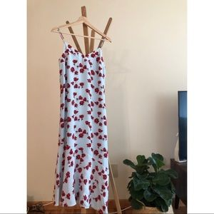 Equipment 100% silk dress